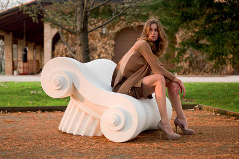 Colonna Seat by Gufram