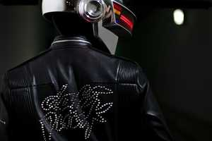 The Daft Punk Exhibition at Gauntlet Gallery Celebrates the Duo