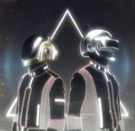 Daft Punk Exhibition