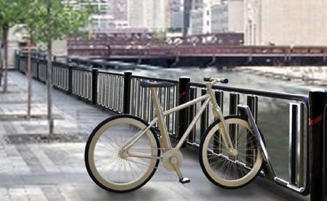 Bicycle Fence