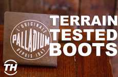 Terrain-Tested Boots