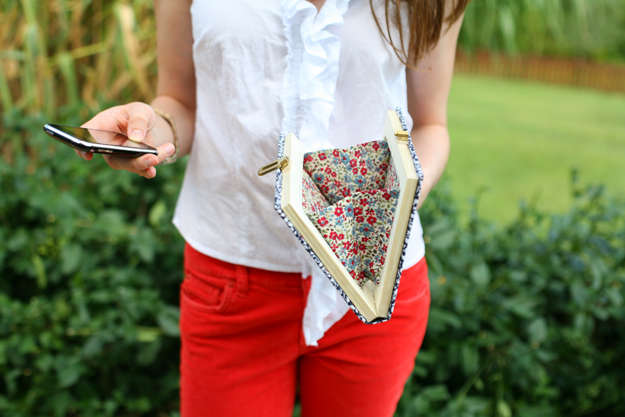 Handmade Hardcover Carriers