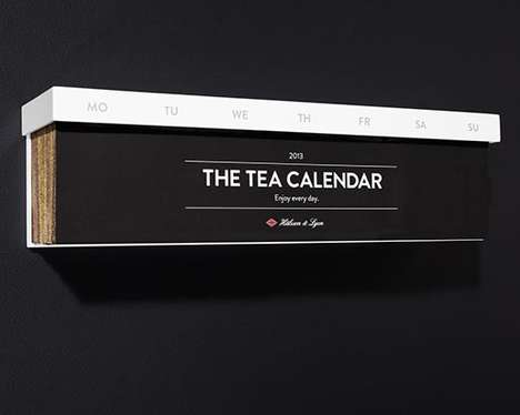 The Haelssen and Lyon tea calendar