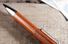 Historical Custom Sports Pens