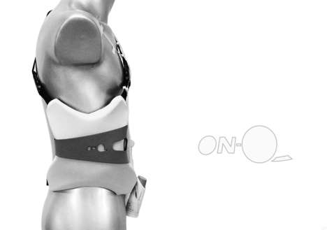 Medication-Pumping Purses - The ON-Q Carry Bag Delivers Doses of Painkillers to Post-Op Patients
