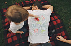 Interactive Playtime Tees