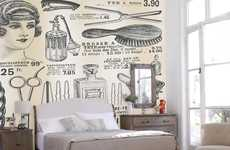 Great Gatsby-Inspired Murals - Pixers Offers the Roaring Twenties on a Wall