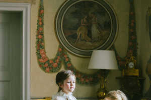 'Aristocrat Kids' SS14 Collection is Youthful and