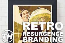 Retro Resurgence Branding