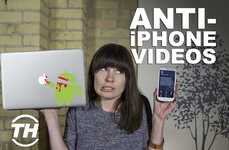 Anti-iPhone Videos - Shelby Walsh Discusses These Hilarious iPhone Parody Commercials