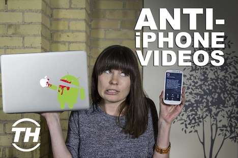 iPhone Parody