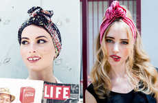 Nostalgic Knotted Turbans
