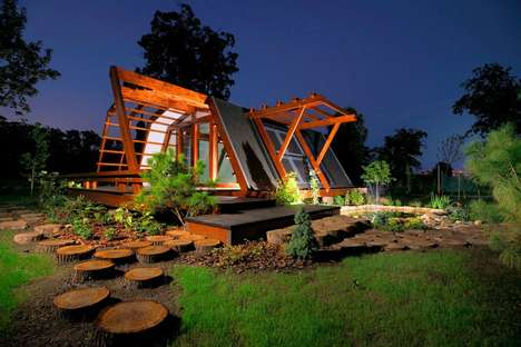 Cozy Eco-Friendly Abodes - The Soleta ZeroEnergy One by FITS Focuses on Sustainability in Design