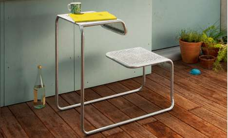 Basilea Chair and Table