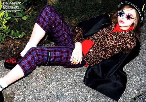 Chloe Moretz by Jason Nocito for Nylon May 2013