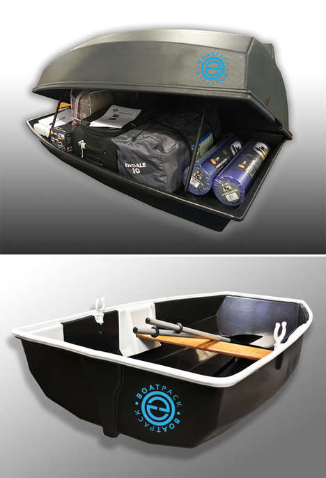 Convertible Car Roof Boats - The