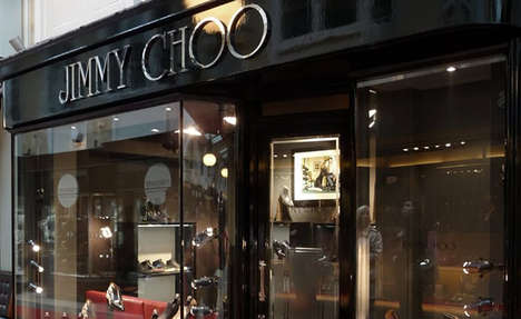 jimmy choo men's boutique in London
