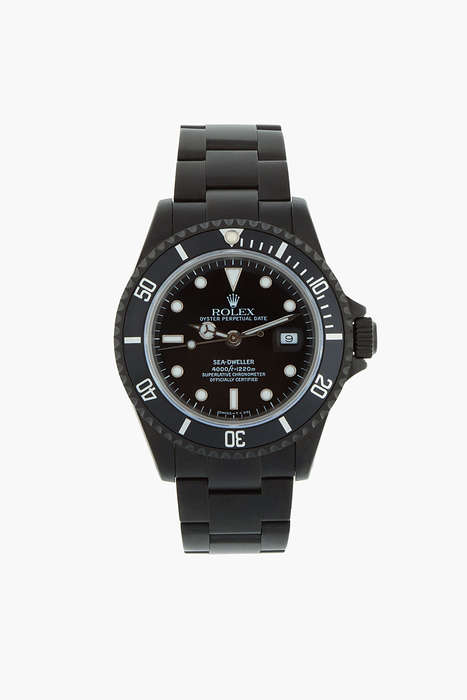 Rolex Black Limited Edition