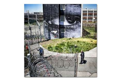 Art Installation at Rikers Island