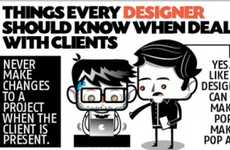 Designer Customer Advice Charts - This Piece Shows How to Handle Designer and Client Relationships