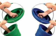 Flexible Flattening Pails