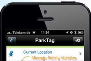 The 'ParkTag' App Helps You Find a Parking Spot Through Your Friends