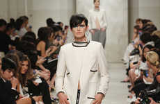 The Chanel Resort 2014 Collection Was Inspired by Singaporean Styles