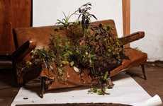 Dejected Diposal Sculptures