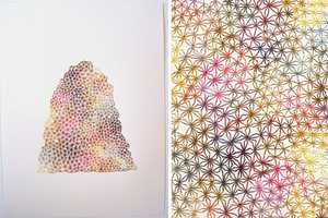 This New Fiber Art from Emily Barletta is Delicately Beautiful