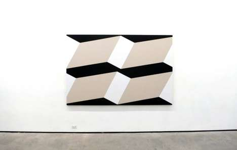 Architecturally Minimalist Artwork - The