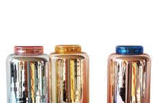 Luminescent Glass Accessories