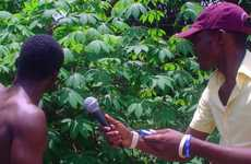 Remote Agriculture Broadcasts - The Smallholders Farmers Rural Radio Supports Communities in Nigeria