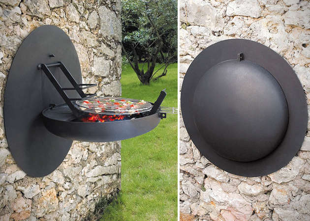 Space-Saving Backyard Cookers