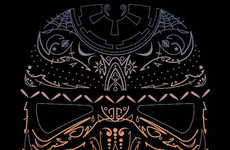 Artistically Tribal Sci-Fi Tees