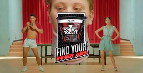 yogurt commercial