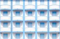 Uniformed Facade Photography