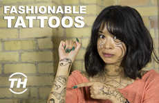 Armida Ascano Discusses Stylish Tattoos That Mix Couture with Ink