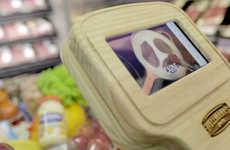 Recipe-Suggesting Shopping Carts