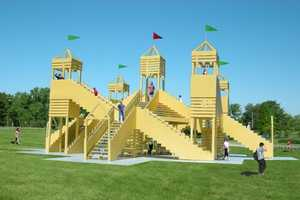 Modular Stair-Scapes by Michael Jantzen Can Move from Parks to Rooftops