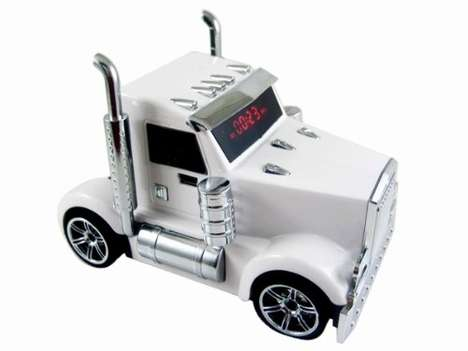 Truck-Shaped USB