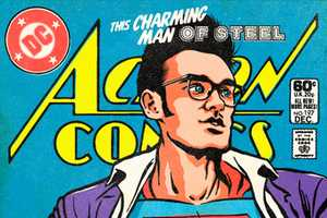 Butcher Billy Transforms Rock Stars into Superheros