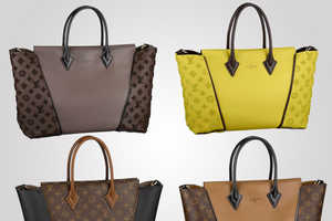 The Louis Vuitton 'W Bag' Collection is Both Classic and Chic