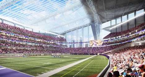 Minnesota Vikings NFL Stadium