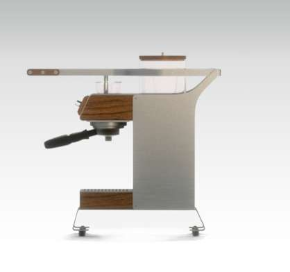 Technological Coffee Brewing - The Blossom One Coffee Machine is Revolutionary in