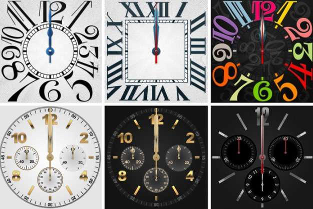 Techy Traditional Timepieces