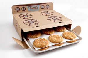 'Thelma's Treats' Cookie Packaging Design Opens J