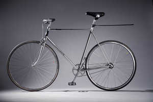 The Plume Bike Mudguard is a Chic Way of Protecting Your Butt