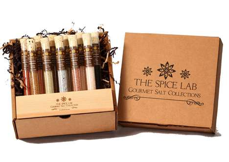 Test Tube Barbecue Spices - Take Your Long Weekend Sumer Grilling to the Lab