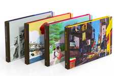 Custom Designer Travel Books