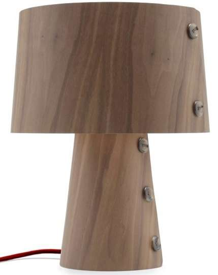 Wooden Desk Lamps